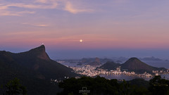 Moonrise @Vista Chinesa, #RiodeJaneiro, #Brazil (rafa bahiense) Tags: travel pink blue light shadow red brazil orange sun sunlight moon white black colour green southamerica beautiful yellow riodejaneiro wonderful dark relax landscape photography photo nikon flickr christ visit cristoredentor copacabana explore moonrise stunning lagoa therapy olympics sugarloaf lovely pãodeaçúcar botafogo nikkor urca carioca ipanema flamengo leme leblon discover olympicgames baíadeguanabara cantagalo d610 vistachinesa theredeemer wonderfulcity 500px brazilianphotographers d7000 rio2016 rio450anos rafabahiense