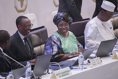 Opening Ceremony of the 27th African Union Summit | Kigali, 17 July 2016 (Paul Kagame) Tags: kagame rwanda au africa african union kigali convention centre summit afircan