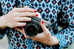 Praktica MTL5 35mm DDR camera, 1987. Фотоаппарат Praktica 35мм, ГДР 1987г. (Iurii & Natali) Tags: camera 35mm vintage 50mm hands nikon takumar kodak porn analogue 135 f80 portra rare praktica lenses mtl5