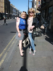 The Lady Is Back In Town (rachel cole 121) Tags: tv cd transvestites crossdressers transgendered tgirls