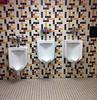 PSU (evil robot 6) Tags: psu campus bathroom urinals toilet