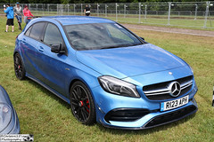 2015 Mercedes AMG A45 (cerbera15) Tags: festival speed mercedes a45 fos goodwood amg 2016