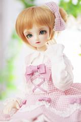 Summer Morning (Muri Muri (Aridea)) Tags: cute ball doll may super bjd vs dollfie volks abjd jointed sdc