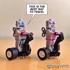 #LEGO #Clockwork #Robot #Robots #ClockworkRobot #LadyRobot #Segway #LEGOsegway #SegwayPT #LEGOsegwayPT @SegwayInc @lego_group @lego @bricksetofficial @bricknetwork @brickcentral (@OscarWRG) Tags: robot lego robots segway clockwork clockworkrobot ladyrobot segwaypt legosegway legosegwaypt