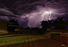 F000006 (PeterKuwertPhotography) Tags: weather clouds lightening storms