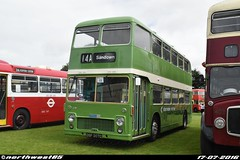 621 (northwest85) Tags: park bus bristol rally southern vectis alton vr sandown displaying anstey 621 2016 ecw 14a osf osf307g 307g