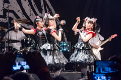 BABYMETAL in San Francisco, July 14th 2016 #9 (satoshikom) Tags: sanfrancisco concert heavymetal theregencyballroom babymetal sumetal moametal yuimetal panasonicdmczs100