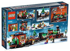 LEGO Creator Expert 10254 - Winter Holiday Train (THE BRICK TIME Team) Tags: lego brick train creator expert 10254 winter holiday