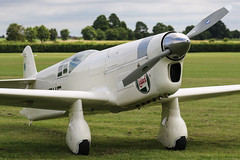At Home with Shuttleworth - July 2016-2 (James Hancock Photography) Tags: old history alex canon photography photo gull aircraft aviation air flight bedfordshire photojournalism historic collection planes warden shuttleworth percival racer mew henshaw gaexf