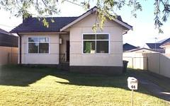 44 WILBUR STREET, Greenacre NSW