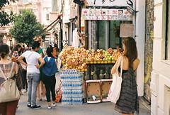 Bazaar (nastyafeschuk) Tags: turkey bazaar fruits istanbul people streets local culture travelling