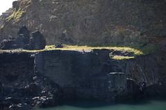 19-7-naid Abereiddy-8212 (www.atgof.co) Tags: diving coasteering plymio môr sea blue lagoon disused quarry penbrokeshire coast path llwybr arfordir benfro sir