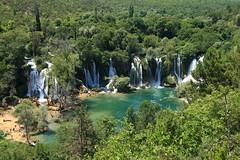 Kravice waterfalls , Bosnia and Herzegovina (* Ella Sokolovic *) Tags: kravice nature landscape canon waterfall beauty river travel tourism bosniaandherzegovina