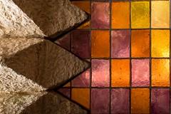 Arantzazu concept (Sisqu Tena) Tags: euskal arantzazu aranzazu nikonflickraward nikon 35mm d810 colours conceptual minimal convent vitrall pasbasc pedra arquitectura arquitecture