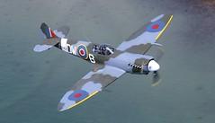 Spitfire RB142 G-CEFC Lee on Solent Airfield 2015 (SupaSmokey) Tags: spitfire rb142 gcefc lee solent airfield 2015