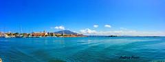 """""""Porto di Trapani"""" (andreafonte) Tags: trapani porto pesca colombaia erice cielo azzurro"""