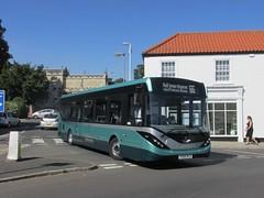 East Yorkshire 137 YX65RLO Hessle Square on 66 (1) (1280x960) (dearingbuspix) Tags: eastyorkshire eyms alexanderdennis adl 137 demonstrator enviro200mmc enviro200 mmc majormodelchange yx65rlo
