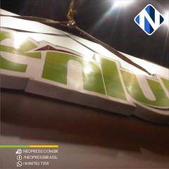 Letra-Caixa Grande Formato (Neopress Brasil) Tags: letracaixa logo logomarca