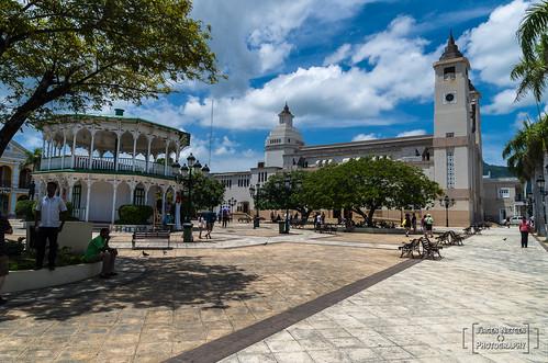Stadtzentrum von Puerto Plata (2)