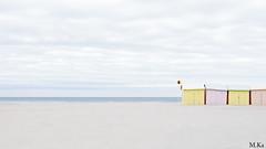 Berck_0716-42-2 (Mich.Ka) Tags: berckcabane beach blackandwhite borddemer cabanedeplage faade graphic graphique hautsdefrance landscape longexposure minimalism minimalisme minimaliste nordpasdecalais pasdecalais pauselongue paysage plage port sable sand