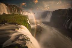 Iguazu Falls (alex saberi) Tags: iguacufalls iguassufalls iguazufalls iguazu brasil brazil argentina cacoeira waterfall waterfalls landscapes worldwidelandscapes worldbest water nature paradise jungle