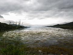 One place, different times. #6 (franleru1) Tags: art ecosse landscape nature omdem5 olympus paysage scotland uk extrieur lac lake rivage ciel eau water loch
