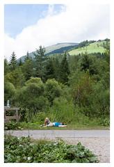 mountain rest (Romina Tripaldi) Tags: veneto dolomiti dolomites nature montagna mountain ilalia italy man uomo riposo sonno rest sleeping