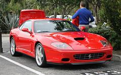 Ferrari 575M Maranello (SPV Automotive) Tags: ferrari 575m maranello coupe exotic sports car supercar red