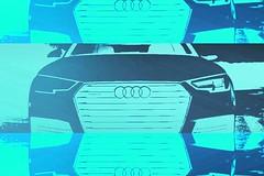 Audi A4 (olicantropo) Tags: car cars audi volkswagen vw volks bmw mercedes mercedesbenz benz 3series a4 passat cclass