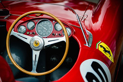 Ernst Schuster and Christoph Rendlen - 1957 Ferrari 500 TRC Spider Scaglietti at the 2016 Goodwood Revival (Photo 1) (Dave Adams Automotive Images) Tags: 2016 9thto11th autosport car cars circuit daai daveadams daveadamsautomotiveimages grrc glover goodwood goodwoodrevival hscc historicsportscarclub iamnikon lavant motorrace motorracing motorsport nikkor nikon period racing revival september sussex track vscc vintage vintagesportscarclub davedaaicouk wwwdaaicouk ernstschuster christophrendlen 1957ferrari500trc 1957 ferrari 500 trc spider scaglietti 0660mdtr