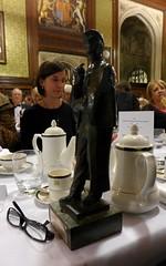 The Tony Howlett Award (photo by Roger Johnson)