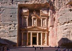 Petra # 1 (schreibtnix on'n off) Tags: reisen travelling naherosten neareast الشرقالأوسطالأقصى jordanien الأردن jordan petra antikestadt oldtown olympuse5