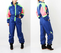 il_fullxfull.1059320482_r0i9 (onesieworld) Tags: 80s 90s fashion ski sport skisuit snowsuit onepiece onesie shiny nylon jumpsuit catsuit sexy female lady babe ass butt fetish kink
