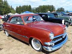 1951 Ford Victoria (bballchico) Tags: 1951 ford victoria davidhunter arlington carshow 50s