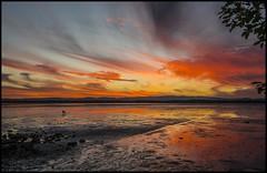 Sunset Cloud over Hayes Inlet Clontarf-6= (Sheba_Also Millon + Views) Tags: sunset cloud over hayes inlet clontarf