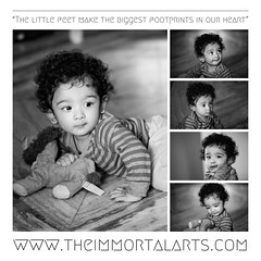 """ The little feet make the biggest footprints in our heart "" (amartyadatta) Tags: photography kids india indianphotographer artist kidphotography bw blackandwhite blackandwhitephotography graphicdesigner graphic child kolkata westbengal abstract indoor indoorshoot candid candidphotography canon canon5dmarkiii 5d 5dmarkiii canon70200 canon70200f28lii caon canonphotography canon5d markiii indianphotography graphcdesigner graphicartist photoshoot specialmoments moments candidphotoshoot conceptart conceptphotography canonlesn camera photoshop iphone iphonography photoshopmix photoshopfix photoshopexpress digitalartist potraits potraitphotography"