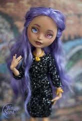 Ashlynn Ella OOAK by WillStore (willka_ann) Tags: ooak willstore alpaca high ashlynn ella custom repaint doll dolls reroot faceup eah