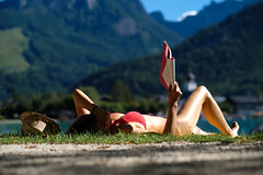 review - summer feeling (Andreas669) Tags: review salzkammergut wolfgangsee sommer sonne see lake rckblick entspannen urlaub feeling gefhl berge mountains austria salzburg oberstereich strobl