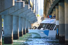 DSC_0114 (LoxPix2) Tags: loxpix queensland southport surfersparadise beach river boat architecture building bridge australia 2016