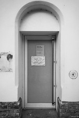 54/365v3 Great Staff...Bad Bank (Mark Seton) Tags: greatdunmow essex comment customer closure dunmow hsbc bank