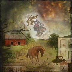 Water-of-Life-24x24 (laxwings) Tags: books photoshopartistry photomanipulation farmer corn whiskey epic story family good bad