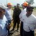 Obras Públicas llega a Les Cayes, Haití; inicia reconstrucción puentes, calles y carretera