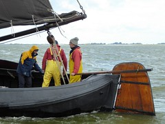 LE 50 at Visserijdagen Workum 2016 (Alta alatis patent) Tags: workum historic visserijdagen le50 sailing