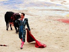 Juan Bautista (aficion2012) Tags: arles goyesca goyesque corrida france francia bullfight toro bull toreau juan bautista torero matador