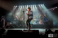 Jamie T at O2 Academy Glasgow - October 17, 2016 (photosbymcm) Tags: jamiet jamie t gig concert show performance tour uk british glasgow scotland punk rock alternative indie o2academyglasgow o2academy o2 academy trick mcmphotography photosbymcm