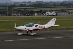 G-KUIP (aitch tee) Tags: cardiffairport aircraft generalaviation gkuip cwlegff maesawyrcaerdydd walesuk