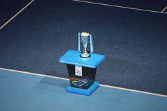 The Singles Trophy (CoasterMadMatt) Tags: world pictures city greatbritain november autumn england london english sports court season photography nikon tour photos unitedkingdom britain south united greenwich great hard o2 royal atp kingdom indoor millennium east arena tennis tournament photographs 02 finals dome gb match trophy borough british southeast sporting singles tenniscourt barclays hardcourt theo2 millenniumdome 2014 nikond3200 capitalcity royalborough tennistournament d3200 o2arena the02 02arena atpworldtourfinals barclaysatpworldtourfinals royalboroughofgreenwich coastermadmatt november2014 coastermadmattphotography singlestrophy