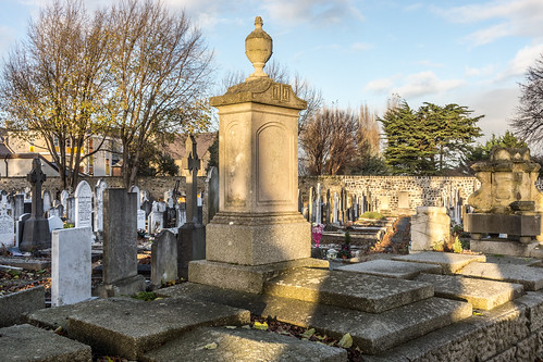 Mount Jerome Cemetery & Crematorium is situated in Harold's Cross Ref-100445