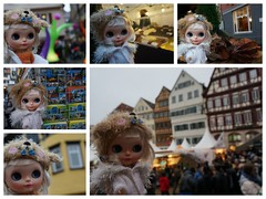 Went to a international chocolate festival - Tübingen