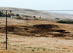 Sinkholes - The Dead Sea, Israel (Poupetta) Tags: israel sinkholes thedeadsea